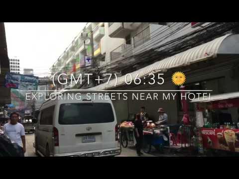 [ YL Travel vlogs #1 ] - Bangkok, Thailand Day 2 of 3 (PART I)