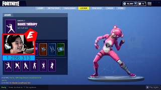 *NEW* Dance Therapy Emote! | Fortnite Item Shop August 29