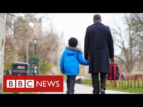 Fines for parents who refuse to send children to school being considered - BBC News