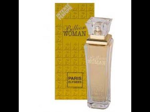 85e87389c Resenha BILLION WOMAN Paris Elysees. - YouTube
