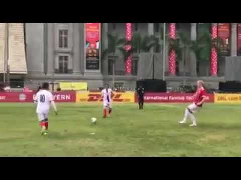 The Day I saved Miroslav Klose's Header
