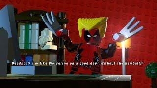 LEGO Marvel Super Heroes - Bro-tunheim - 100% (Mini Character Red Brick, Thor-Classic)
