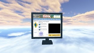 How to visit old ROBLOX Site