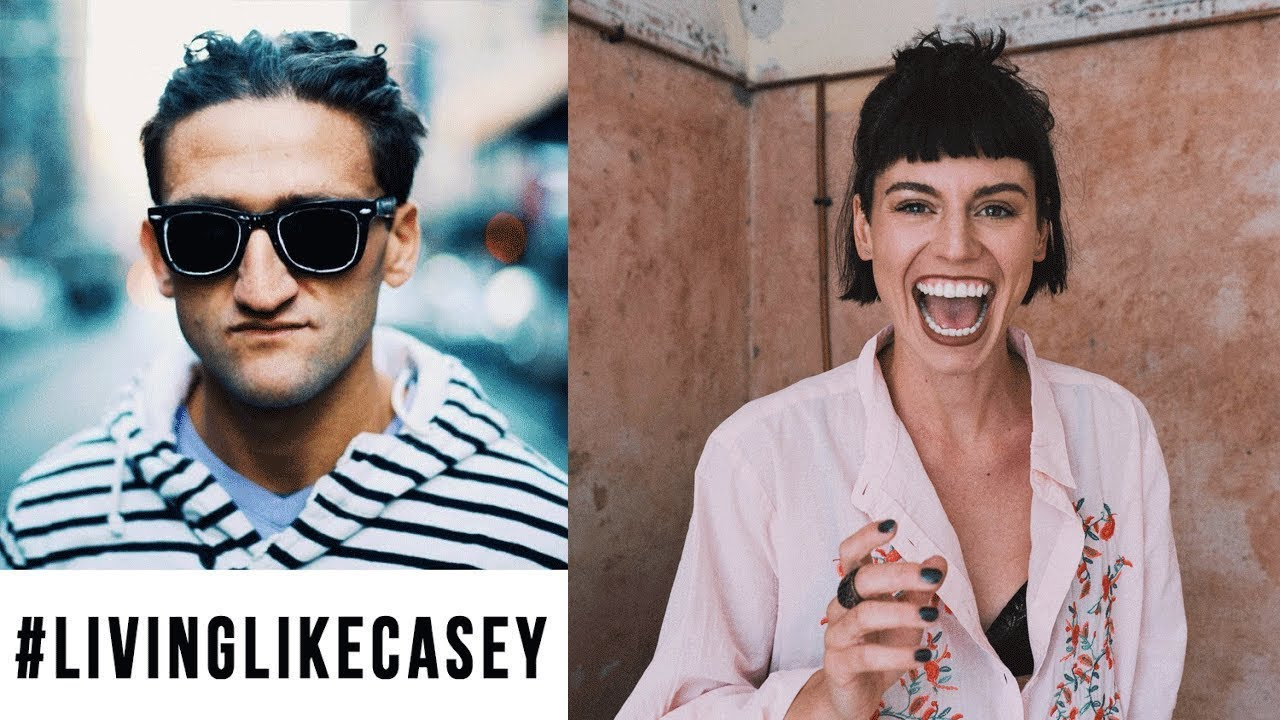 I TRIED LIVING LIKE CASEY NEISTAT FOR 7 DAYS: Following His Exact Work And Exercise Daily Routine