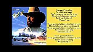 Dan Seals - Factory Town YouTube Videos