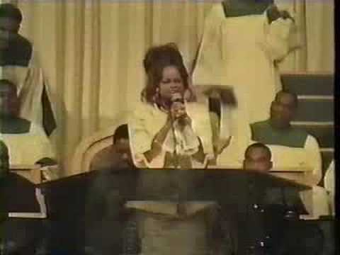 Karen Clark Sheard- Secret Place