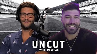 Zach Miller talks about the NFL, becoming a singer, and the story behind his career ending injury