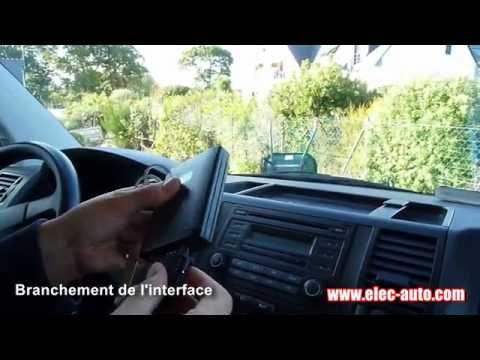 Lire des MP3 sur clé USB ou carte SD avec l'autoradio d'origine - Volkswagen RCD 200