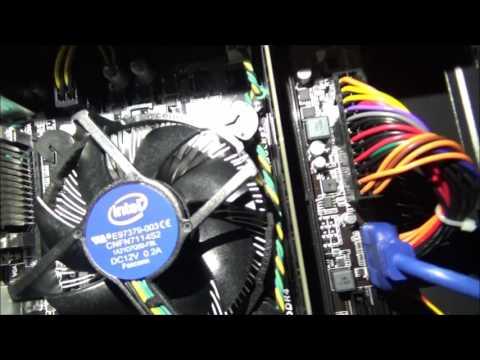 Azmanmovie Buka Tengok Barang Dalam PC INTEL G4560 BELI DI LAZADA MALAYSIA JUMAAT 020617