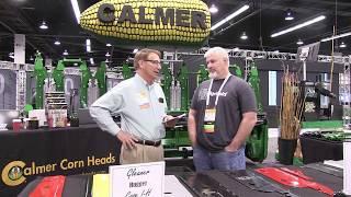 Marion Calmer and Randy Dowdy Talk Growing/Harvesting Record Corn Crops