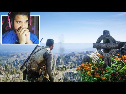 EMOTIONAL REUNION WITH ARTHUR | Red Dead Redemption 2