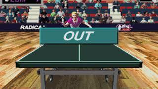 [MAME] Ping Pong (c)2000 Radica