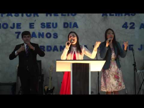 trio shekiná - Oliveira Verdadeira