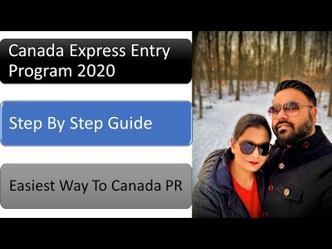 Canada Express Entry Program 2020 | Canada Couple