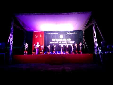 Múa, Đại học Tân Trào