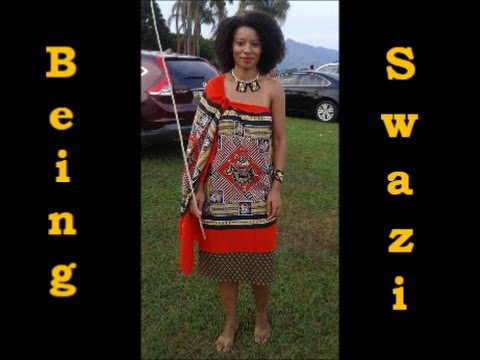 #VLOGMAS 6| Lihiya Swazi Traditional Cloth| Swazi in South Africa| 06 Dec 2016