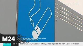 Смотреть видео Владимир Путин одобрил закон о возвращении курилок в здания аэропортов - Москва 24 онлайн