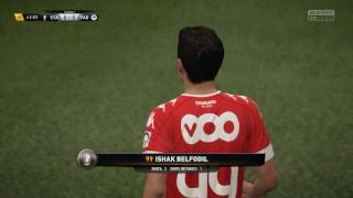 Video Gol Pertandingan Standard Liege vs Panathinaikos
