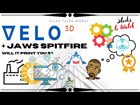 VELO3D / SPFR OVERVIEW & ANALYSIS   WILL VELO 3D PRINT YOU $?