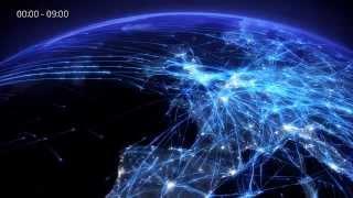 Flugverkehr nur in EUROPA / Bereits ohne Chemtrailing eine Umweltkatastrophe