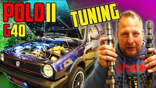 TUNINGPAKET einbauen! - Polo II G40 - Die Technik! - Teil 2/3