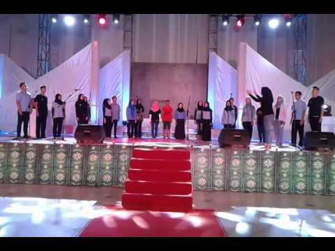 Paduan Suara Uniska (PSU) _ Mars KPI _ Gladi KPID Award 2014