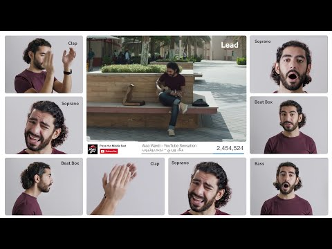 Alaa Wardi's Song with Pizza Hut thumbnail