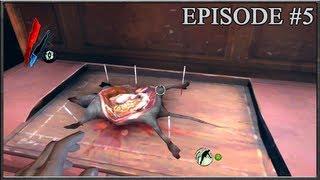 Dishonored - Hunting For Rat Viscera, Dr Galvani's Office - Episode 5