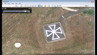 Plum Island Templar Cross | HELIPAD Appears, Disappears, Reappears! Google Earth BUSTED