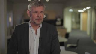 Svensk Fastighetsförmedlings VD Peeter Pütsep kommenterar dagens Mäklarstatistik. (17 jan 2012)