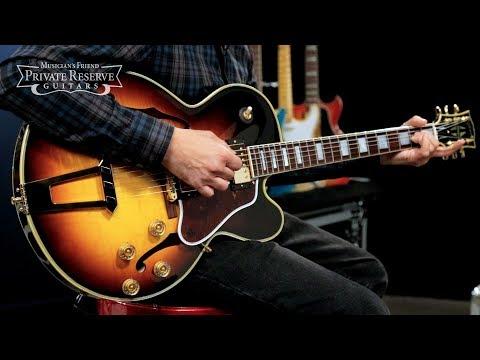 Gibson 2018 ES-275 Custom Hollowbody Electric Guitar