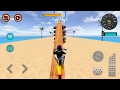 MOTOCROSS BEACH RACE JUMPING 3D #MotorCycle Video Games #Dirt Motor Bike Game #Bike Games #Games