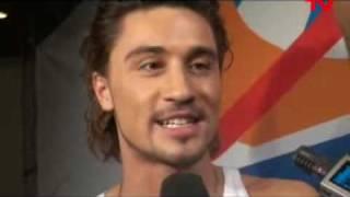 Dima Bilan болел за Los Devchatos