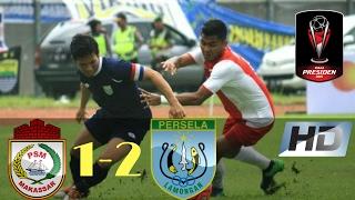 Download Video PSM Makassar vs Persela Lamongan 1-2 Piala Presiden All Goals & Highlights 12/02/2017 HD MP3 3GP MP4