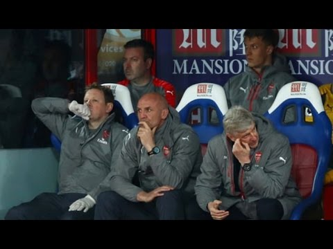 Live AFTVextra  | Arsenal v Crystal Palace Review hosted by Memz