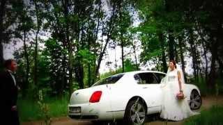 Бентли на свадьбу. Заказ - www.limoby.com