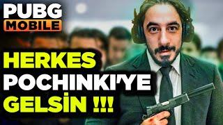 POCHINKI'DEN EFSANE KURTULUŞ !!! - PUBG Mobile
