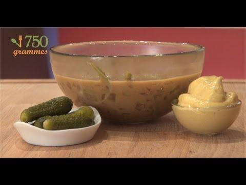recette-de-sauce-charcutière---750g