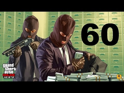 GTA V - Heist: Series A Funding 60 FPS! (HUN)