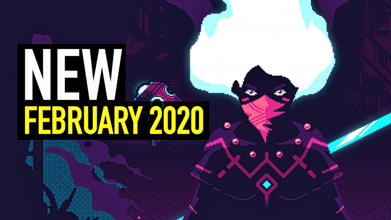 Top 10 New Indie Games Of February 2020 Youtube