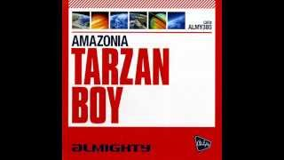 Amazonia - Tarzan Boy (Matt Pop Radio and Dub previews)