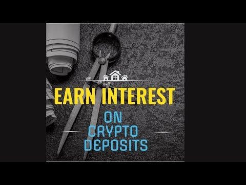 Earn Interest on Crypto Deposits 🏧 Bitcoin P2P Lending 💱 Bit