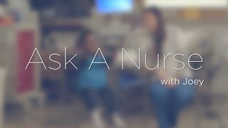 """Ask a Nurse"" with Joey - Stethoscope   Cedars-Sinai"