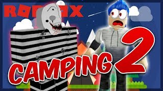 THE NEW CAMPSITE IS OUT! - Roblox Camping 2