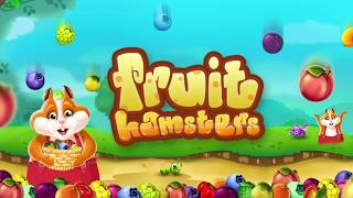 Fruit Hamsters–Farm of Hamsters: Match 3 game