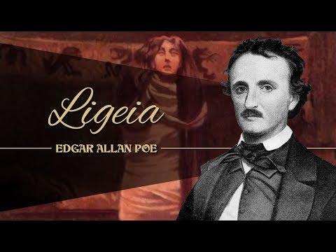 Ligeia, de Edgar Allan Poe - narrado por El abuelo Kraken