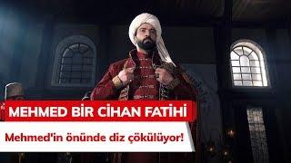 Mehmed'in önünde diz çökülüyor! - Mehmed Bir Cihan Fatihi 2. Bölüm