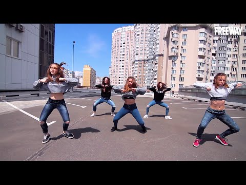 Apashe   No Twerk choreography by Anna Ryabenko FREEWAY DANCE CENTRE