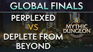 Lower Semis | Perplexed vs Deplete from Beyond | MDI Global Finals