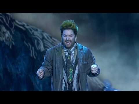 """""""The Whole Being Dead Thing"""" Beetlejuice Medley Performance At The 2019 Tony Awards 